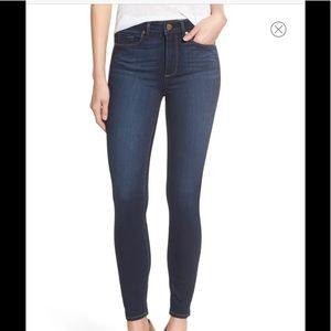 PAIGE Hoxton Ultra Skinny Jeans Size 24